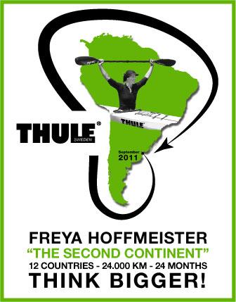 Freya Hoffmeister logo South America