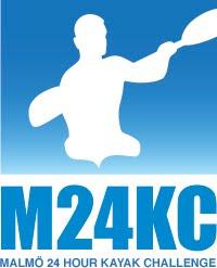 Malmö 24 hours kayak challenge