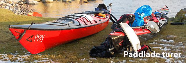 Paddlade turer i Bohuslän