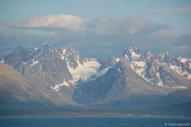 Lyngsalperna norr om Tromsö