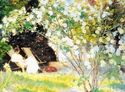 Marie Krøyer av Peter Severin