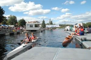 Dalslands kanotmaraton eftersnack