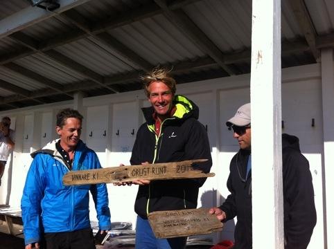 Orust Runt 2011 - vinnare Martin Nordstrand