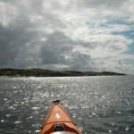 På väg mot Hermanö Huvud