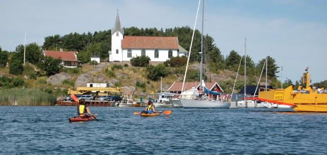 Paddlingssemester Bohuslän – Dag 1 av 11