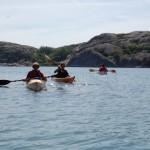 Paddling Fjällbacka skärgård