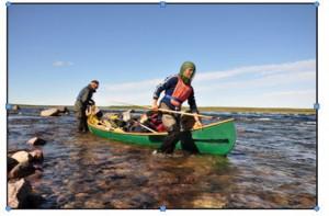 maria ferm paddling kanada lysekils friluftsfrämjande