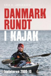 Danmark rundt i kajak Erik Jørgensen