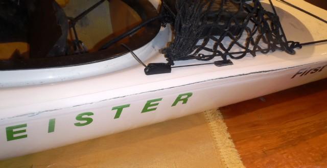 Freya Hoffmeister kayak crack Argentina