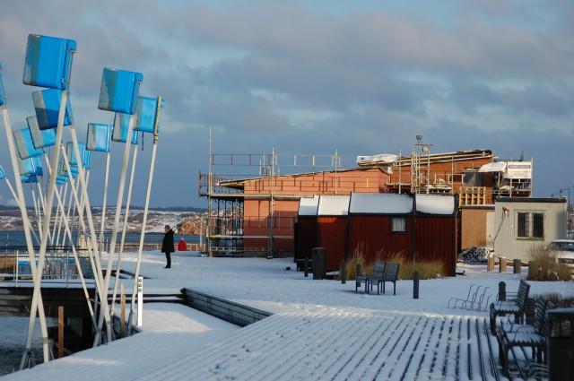 Norra hamnens restaurang Lysekil