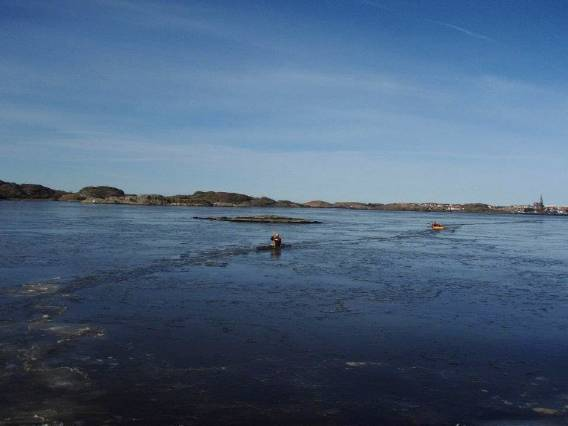 Paddling is Fiskebäckskil