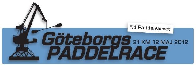 Göteborgs Paddelrace logo