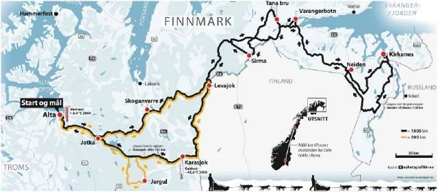 Finnmarksloppet 2012