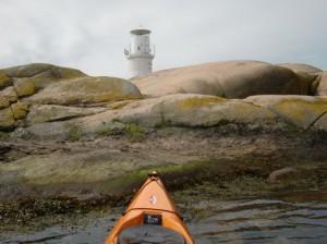 Gulskär paddling