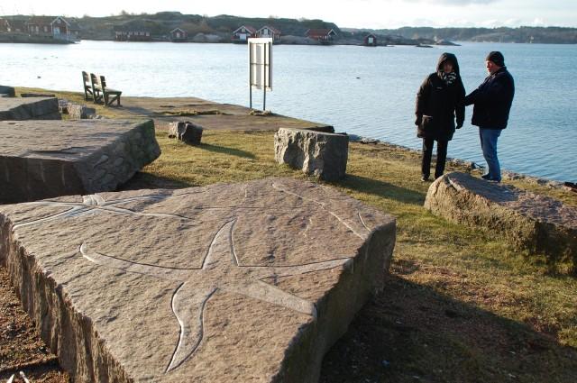 Hunnebostrand Udden med skulpturparken