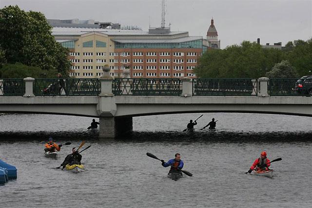 Malmö 24-timmars efter 6 timmar
