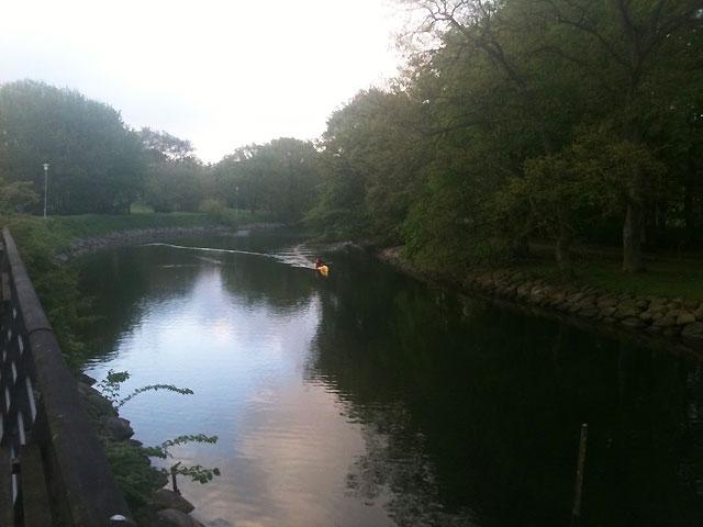 M24KC paddling malmö