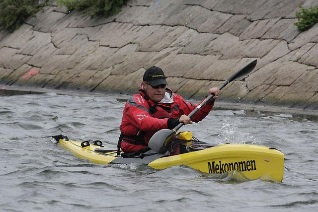 m24kc, paddling