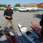 Nick Cunliffe at Nautopp Seakayaking Sweden