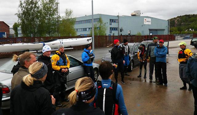Göteborgs paddelrace 2012. Foto Martin Stegmann