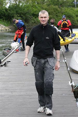 Ulf Johansson paddlingsinstruktör NIL