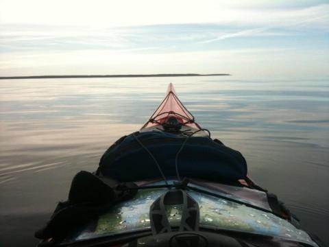 Gotland paddling Foto Ulrika Larsson