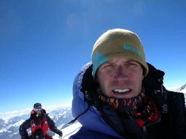 Nu drar jag till K2