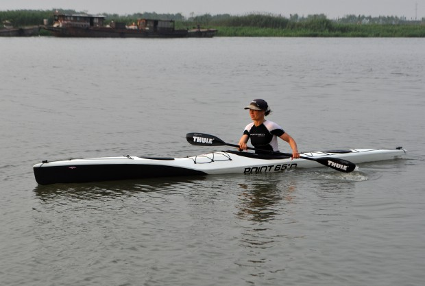 Freya Hoffmeister joins Point 65 Kayaks