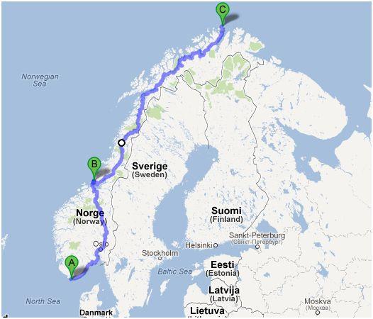 Karta_Nordkapp_paddlarna