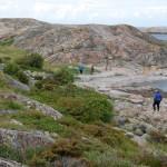 Paddling Långeskär Fjällbacka skärgård