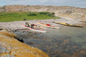 långeskär paddling