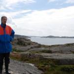 Paddling Fjällbacka skärgård Lökholmen