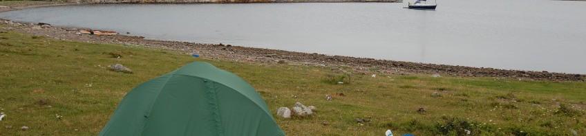 Paddling Musön Fjällbacka skärgård
