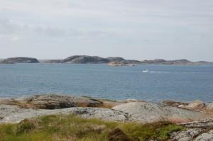 Norra Dyngön Fjällbacka skärgård
