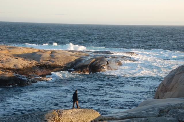 Ulsholmen vågor