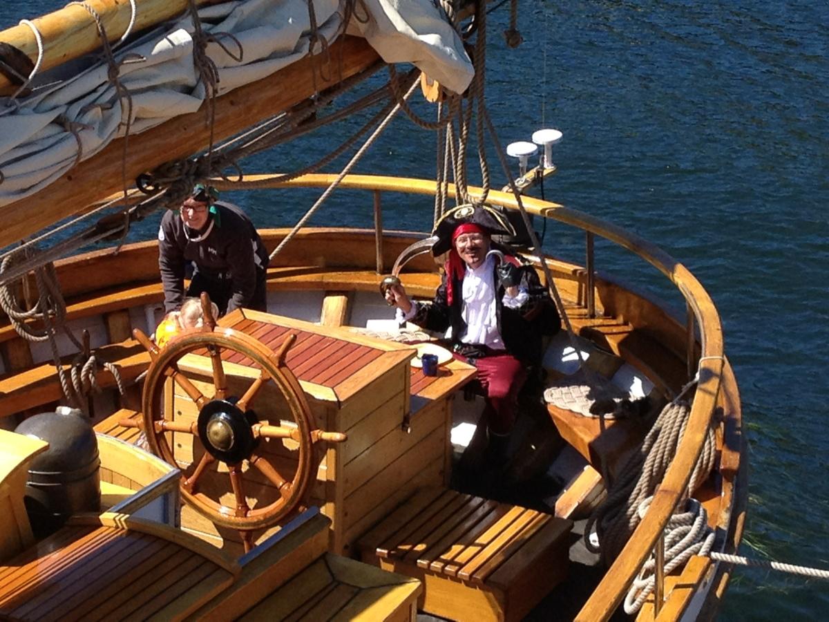 Pirater i sikte