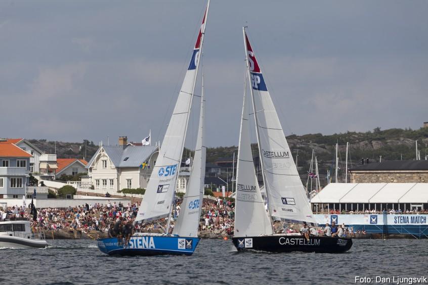 Stena Match Racing Cup Marstrand Photo Dan Ljungsvik