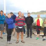 Skepparmöte Orust runt 2012 paddling
