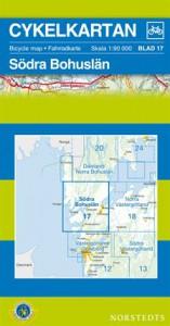 Cykelkartan Södra Bohuslän