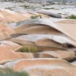 Granit på Hållö. Foto Anette Bargel