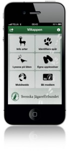 Viltapp menybild iphone