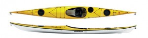 ndk explorer kayak Nigel Dennis design