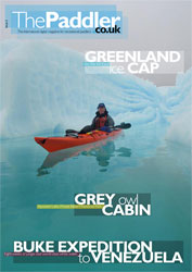 The Paddler cover no 2-2012