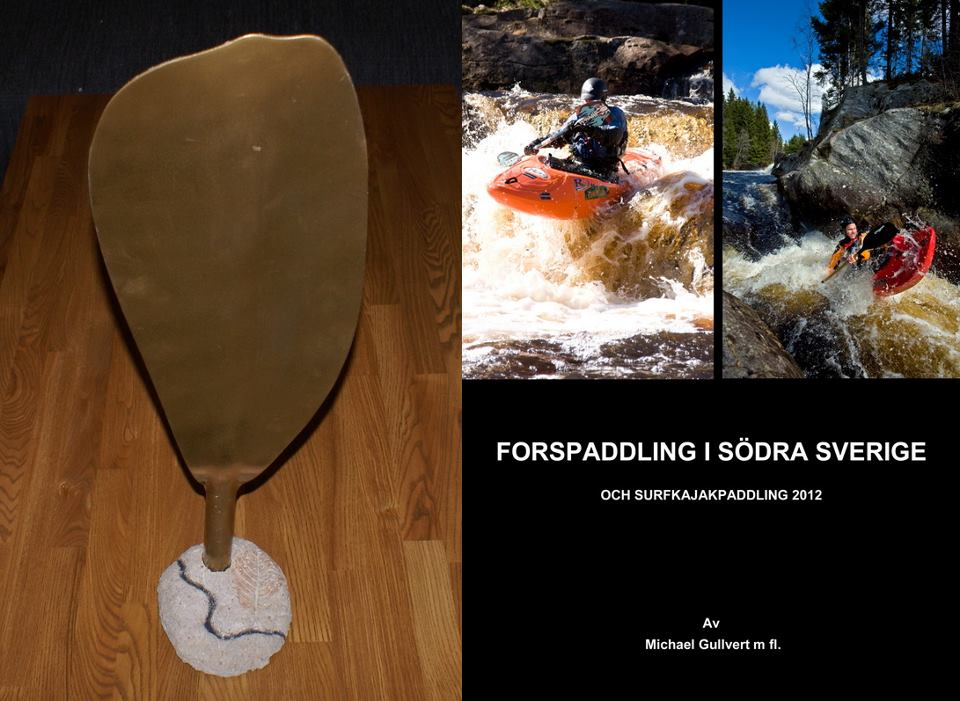 Guldpaddel vinnartrofé Forsgalan 2012