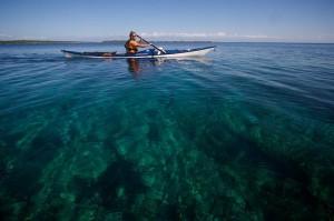 Kroatien paddling. Foto Joakim Hermanson