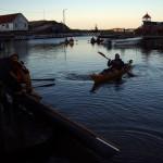 Paddling Skalhamn