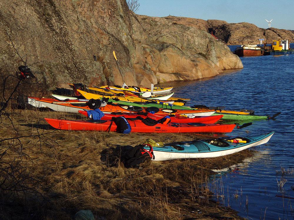 Paddling Bohuslän Kornö