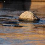 Lysekils skärgård i granit Stångehuvud is
