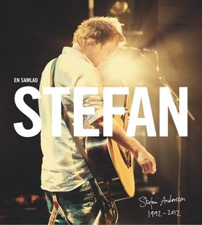 "Stefan Andersson samlingsplatta live ""En samlad Stefan"""