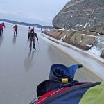 Långfärdsskridsko Gullmarsfjorden